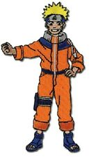 "Naruto Standing Figure Embroidered  4"" Patch"