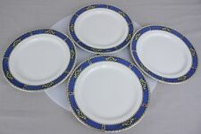 4 Antique John Maddock & Sons Royal Vitreo Dinner Plates MAD74  Late 1800's