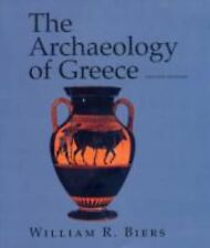 The Archaeology of Greece: An Introduction, William R. Biers, Good Book