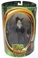 Lord of The Rings Fellowship of the Ring : Gandalf Action Figure Light-Up Staff