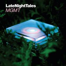 MGMT Late Night Tales UK 180g vinyl 2LP + CD SEALED/NEW Great Society Suicide
