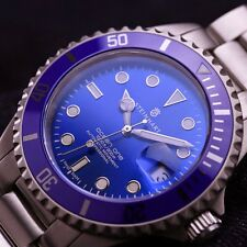 Steinhart Ocean One Premium Blue Diver Watch ETA2892-A2