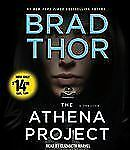 The Athena Project by Brad Thor (2012, CD, Abridged)