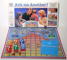 Vintage 1984 preguntarme otro! - La Gran Familia Quiz Juego-MB Games