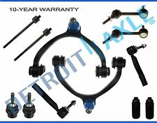 New 12pc Complete Front Suspension Kit for Ford Crown Victoria Town Car Marauder