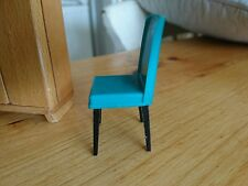 Dolls House - Triang/Barton/Lundby (?) Dining Chair green