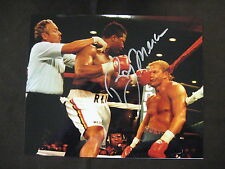 BOXING CHAMPION GOLD MEDALIST THE LEGEND RAY MERCER AUTOGRAPHED 8X10 W/COA