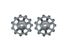 BBB AluBoys Jockey Wheels Gear Pulleys Grey BDP-21