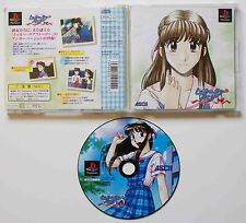 TRUE LOVE STORY REMEMBER MY HEART sur Sony PLAYSTATION 1 PS1 Japan