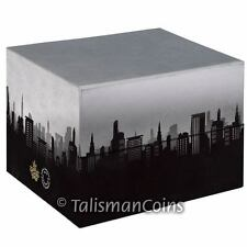 Canada 2016 Batman v Superman Dawn of Justice $10 4 Coin Case Set Box (No Coins)