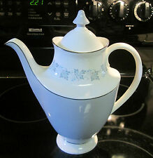 Royal Doulton LYRIC Coffee Pot Pitcher with Lid MINT CONDITION