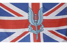sas 5x3 flag special air srvice british forces army navy airforce military  new