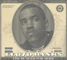 Hunger for More [G-Unit Collector's Edition] [PA] by Lloyd Banks (CD, 2006, 2 D…
