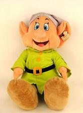 "DISNEY STORE 26"" Plush DOPEY Snow White & The Seven Dwarfs Doll Large Jumbo"
