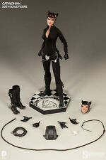 SIDESHOW BATMAN DC COMICS CATWOMAN 1:6 FIGURE ~BRAND NEW~