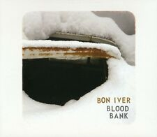 Blood Bank - Bon Iver (2009, CD Single NEUF)