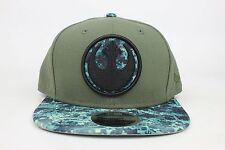 Star Wars Rogue One Rebel Alliance New Era 9FIFTY Snapback Cap Hat 950 Digi Camo