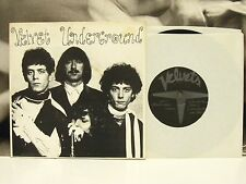 "THE VELVET UNDERGROUND - RIDE INTO THE SUN OUTTAKES 7"" EP POSTER FOLDED COVER NM"