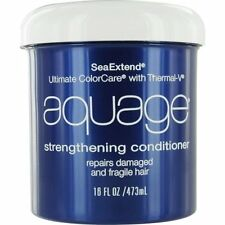 Aquage Sea Extend Strengthening Conditioner 16 oz  - Repairs Damaged Hair