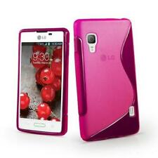 Plain Soft Silicone Gel Rubber Skin Back Case Cover For SAMSUNG GALAXY S4/S4MINI