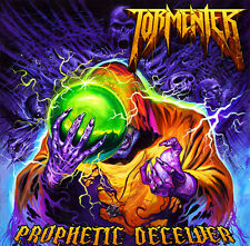 TORMENTER - Prophetic Deceiver CD Suicidal Angels Slayer Exodus Metallica