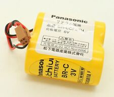 BR-CCF2TH PLC Battery Panasonic BR-2/3A BR-AGF2W 5000mAh with Wire Leads New Y