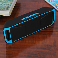 Bluetooth Wireless Speaker Portable Heavy Bass w/FM For Smart Phone&Tablets F7