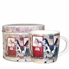 Alex Clark Spice Mug in a Tin - Horse Collection Ponies - Large Range In Stock