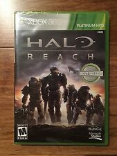 Halo Reach Platinum Hits - Xbox 360 Game - Brand NEW Factory Sealed