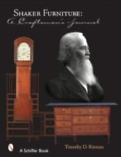 Shaker Furniture: A Craftsman's Journal-ExLibrary