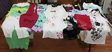 NEW WHOLESALE LOT WOMEN MIX NAME BRAND CLOTHS POSSIBLY HAVE DAMAGES.MIX SIZE O