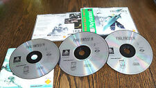 Final Fantasy VII (Sony PlayStation 1, 1997) RARE USED RPG VIDEO GAME PS1 NICE