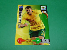 BRETT EMERTON AUSTRALIA PANINI FOOTBALL FIFA WORLD CUP 2010 CARD ADRENALYN XL