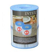 Intex S1 PureSpa Filter Cartridge - Pack of 2