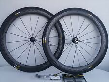 NEW 2016 MAVIC COSMIC PRO CARBON EXALITH Clincher Wheelset Worldwide Shipping