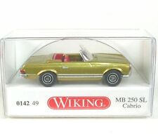 Mercedes-Benz 250 SL Cabrio (gold metallic)