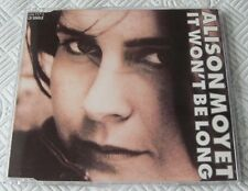 Alison Moyet - It Won't Be Long - Scarce Mint 1991 Cd Single