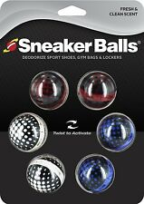 2 PACK Sneaker Balls TX-3 Odor Blocker Shoe/Gym  Freshener Deodorizer 6 Pair