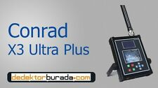 X3 ULTRA PLUS - Ground Scanner - 3D Detection Systems - CONRAD Detectors