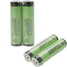 4PCS 3.7V NCR18650B 3400mAh Rechargeable Battery w/PCB Protected for PANASONIC
