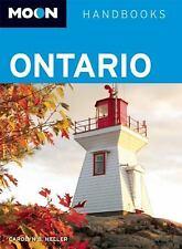 Moon Ontario (Moon Handbooks)