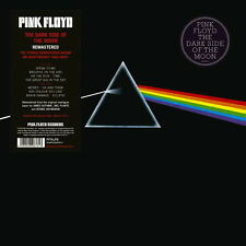 PINK FLOYD DARK SIDE OF THE MOON LP REMAST ANALOGUE TAPES 180g VINYL 2016 EU New