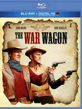 The War Wagon NEW Bluray disc/case/cover ONLY-no digital/slip Western John Wayne