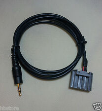 HONDA CRV Civic 2007&up to iPod Smartphone MP3 3.5mm 1/8 Aux Audio Cable