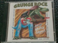 GRUNGE ROCK (Grungerock) (1993) Rage against the machine, Alice in Chains, Brad