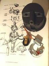 AUSTIN A55 A60 DISTRIBUTOR CAP POINTS ROTOR ARM CONDENSER IGNITION (1959-66)