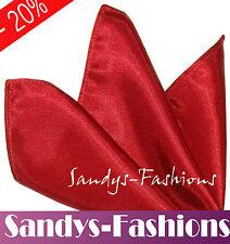20% bon marché & TOP Pochette de costume 25x25 cm Mariage Homme Foulard en