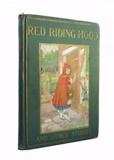 Little Red Riding Hood and Other Stories - scarce antiquarian children's book