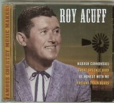 Roy Acuff - Famous Country Music Makers - CD - New
