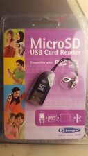 MICRO SD USB CARD READER INTEGRAL